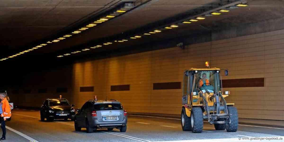 B 3: Tunnel Bovenden vom 1. bis 2. Oktober zehn Stunden voll gesperrt - Göttinger Tageblatt