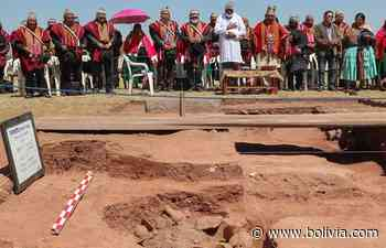 Hallazgo arqueológico es una nueva página en la historia de Tiahuanaco - Bolivia.com