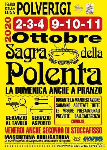 A Polverigi la Sagra della Polenta 2020 - Marche News 24