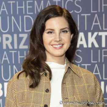 Lana Del Rey Angers Fans By Wearing Mesh Face Mask During Impromptu Meet And Greet Music News Newslocker