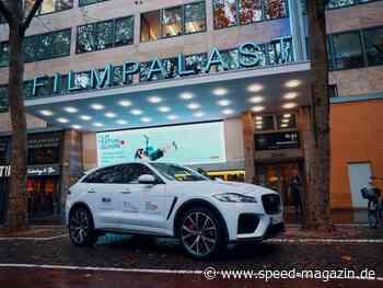 Jaguar ist offizieller Mobilitätspartner des 30. Film Festival Cologne - Speed-Magazin Motorsport Nachrichten