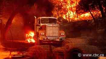 California wildfires set new record with more than 1.6 million hectares of land burned