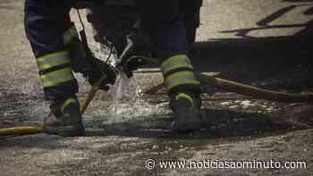 Incêndio deflagrou em habitação em Sobralinho, Alverca do Ribatejo - Notícias ao Minuto