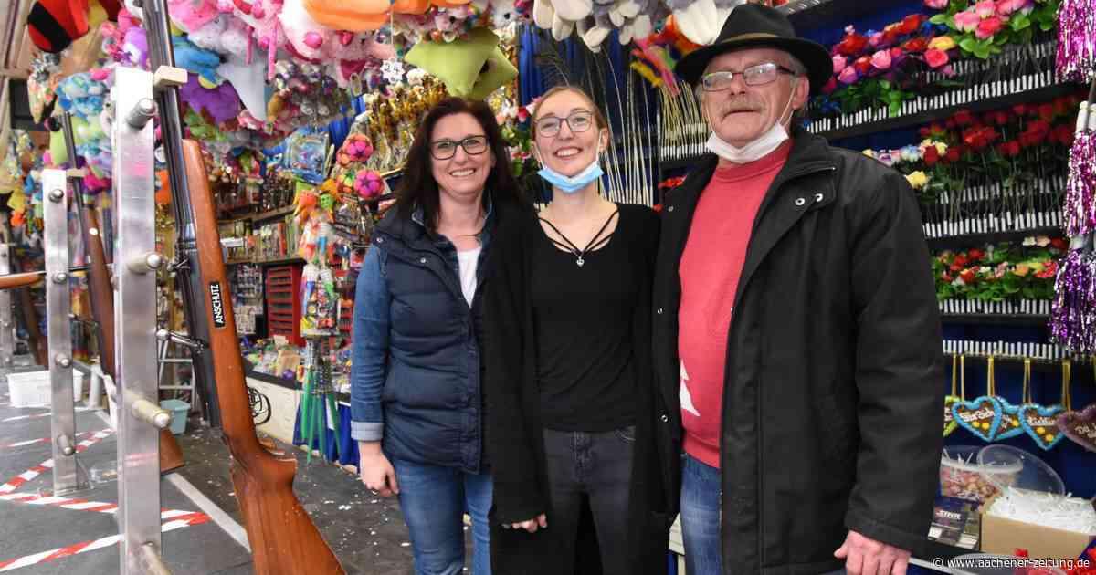 Schausteller in Geilenkirchen: Kirmesspaß mit Abstand und Maske - Aachener Zeitung