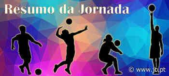 Sangalhos de regresso à Proliga - Jornal da Bairrada