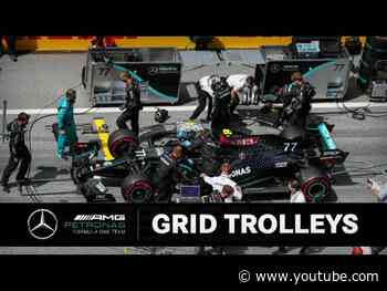 F1 Grid Trolleys Explained!