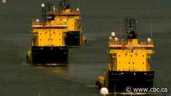 Workers at Davie shipyard exposed to lead during Coast Guard icebreaker refurbishing
