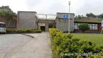 En foto: Personal del Hospital San Rafael de Ebéjico se rehúsan a laborar por falta de entrega de elementos de bioseguridad - Minuto30.com