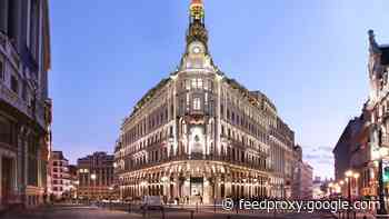 Hotel openings: Four Seasons Hotel Madrid is the brand's first in Spain