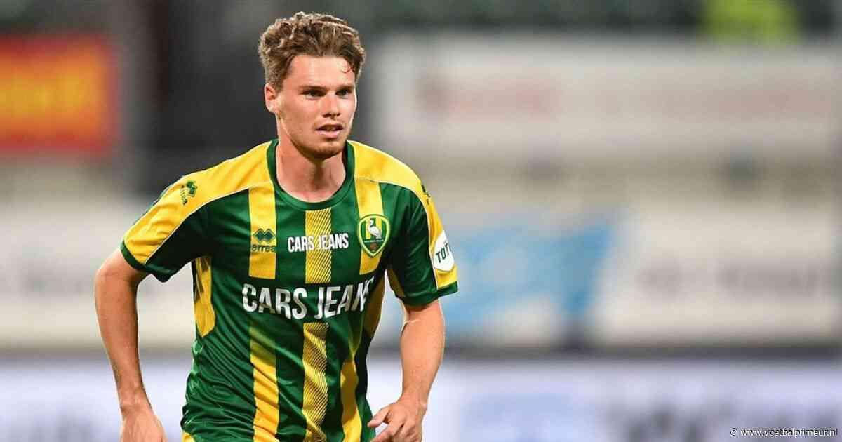 Roda en ADO zijn akkoord: 'kind van de club' gaat minuten maken in Kerkrade