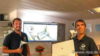 Klempnerei: Familienbetrieb Dulitz aus Marwitz feiert Jubiläum - Märkische Onlinezeitung