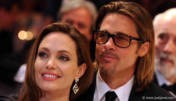 Brad Pitt Wants 50/50 Custody Agreement with Angelina Jolie (Report)
