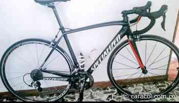 Joven promesa del ciclismo boyacense le roban su bicicleta en Paipa, Boyacá - Caracol Radio