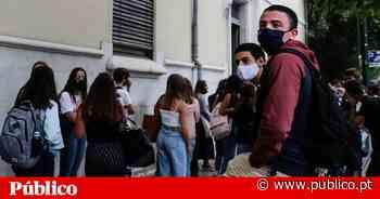 Greve de professores fecha escola em Linda-a-Velha - PÚBLICO