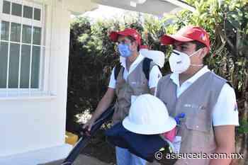 Entregó equipo a personal de las Jurisdicciones Sanitarias de Tejupilco, Tenancingo y Valle de Bravo - Noticiario Así Sucede