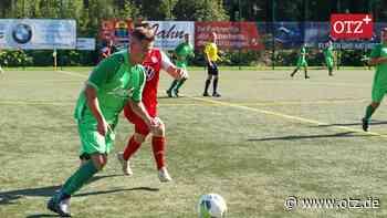 Der 1. FC Greiz rettet gegen den VfB Apolda einen Punkt - Ostthüringer Zeitung