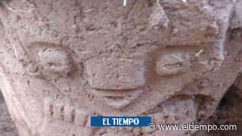 Rescatan piezas arqueológicas en obra de la variante de Cumaral - ElTiempo.com