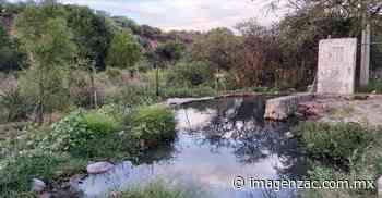 El Charquito de Agua Caliente de Jalpa y Huanusco - Imagen Zacatecas - Imagen de Zacatecas, el periódico de los zacatecanos