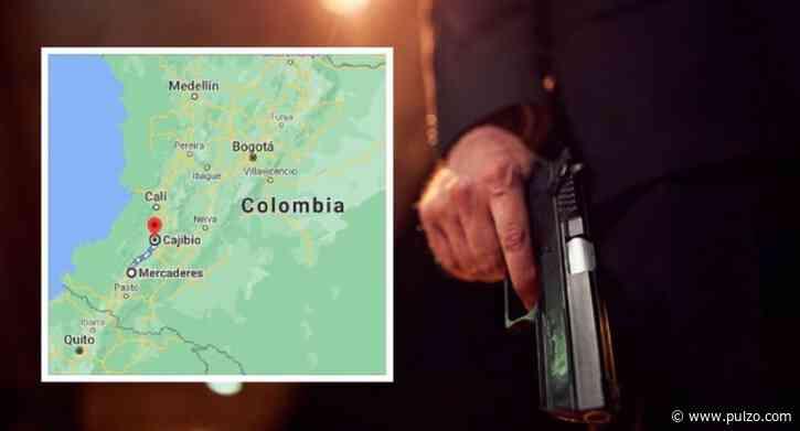 Denuncian asesinato de 2 jóvenes líderes el fin de semana en Cauca - Pulzo.com