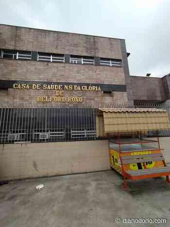 Descaso! Idoso internado à beira da morte em Belford Roxo não consegue atendimento, nem transferência - Diário do Rio de Janeiro
