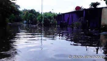 Evacúan a 21 familias de Tecoluca por inundaciones a causa de las lluvias - Diario El Mundo