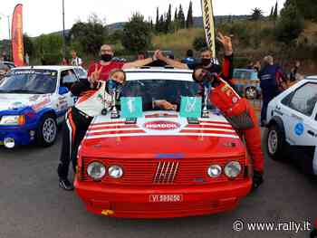 R.C.T. Isola Vicentina promosso all'Elba storico - Rally.it