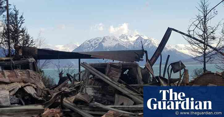 New Zealand bushfire that demolished village leads to climate crisis debate