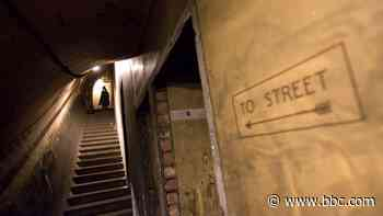 The UK's mysterious underground tunnels
