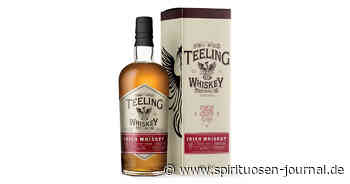 Mit Reichsrat von Buhl: Teeling Whiskey Company enthüllt Teeling Pinot Noir Cask - Spirituosen-Journal.de