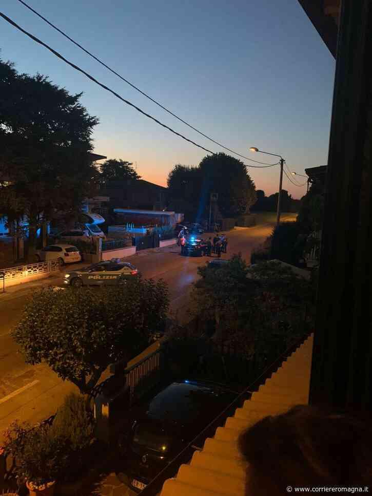 Carabiniere falciato dai ladri a Mordano, la testimonianza - Corriere Romagna News