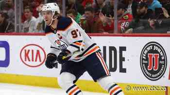 Oilers' Connor McDavid tests positive for COVID-19