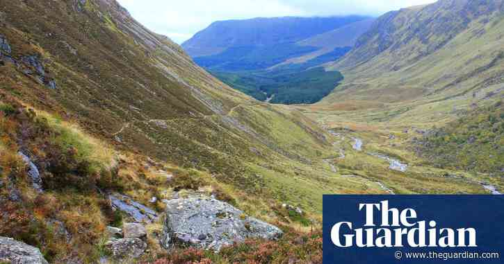 Tackling Jock's Road: a dramatic walking adventure in the Scottish Highlands