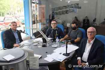 Candidatos a prefeito de Arroio do Tigre participam de debate - GAZ