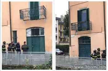San Giuliano Milanese: camion abbatte due balconi - 7giorni.info