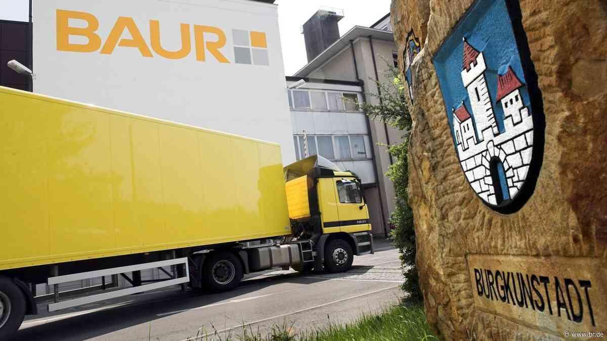 Baur-Gruppe aus Burgkunstadt steigert Umsatz in Corona-Zeit - BR24