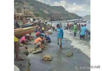 Sucre | Habitantes en Guaca aseguran que encontraron un tesoro en la playa - El Pitazo