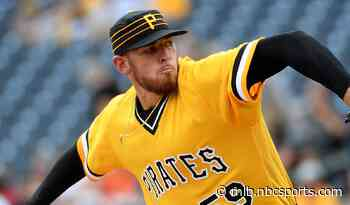Pirates opening day starter Musgrove heads to IL