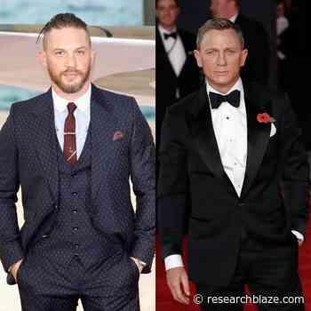 """James Bond"": 'Tom Hardy' replacing 'Daniel Craig' as 'James Bon ... - Research Blaze"