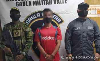 Capturan en Roldanillo a presunto responsable de varios homicidios en Tuluá - El País