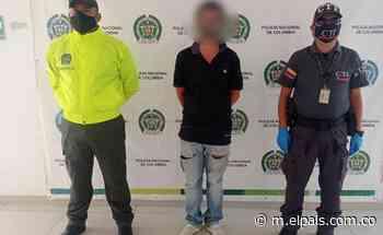 Capturan a presunto violador en Roldanillo, Valle - El País – Cali