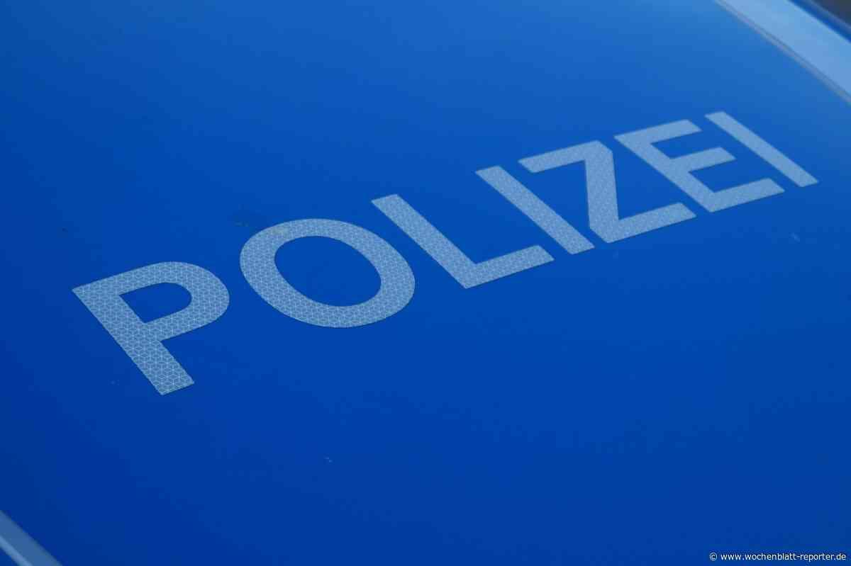 Unfallflucht in Deidesheim: Ford Mustang gerammt und weitergefahren - Deidesheim - Wochenblatt-Reporter
