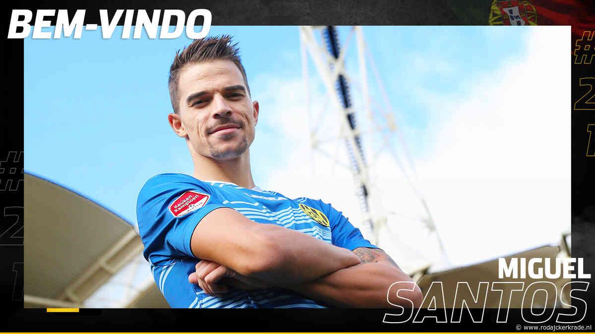 Roda JC legt doelman Santos vast tot einde van het seizoen