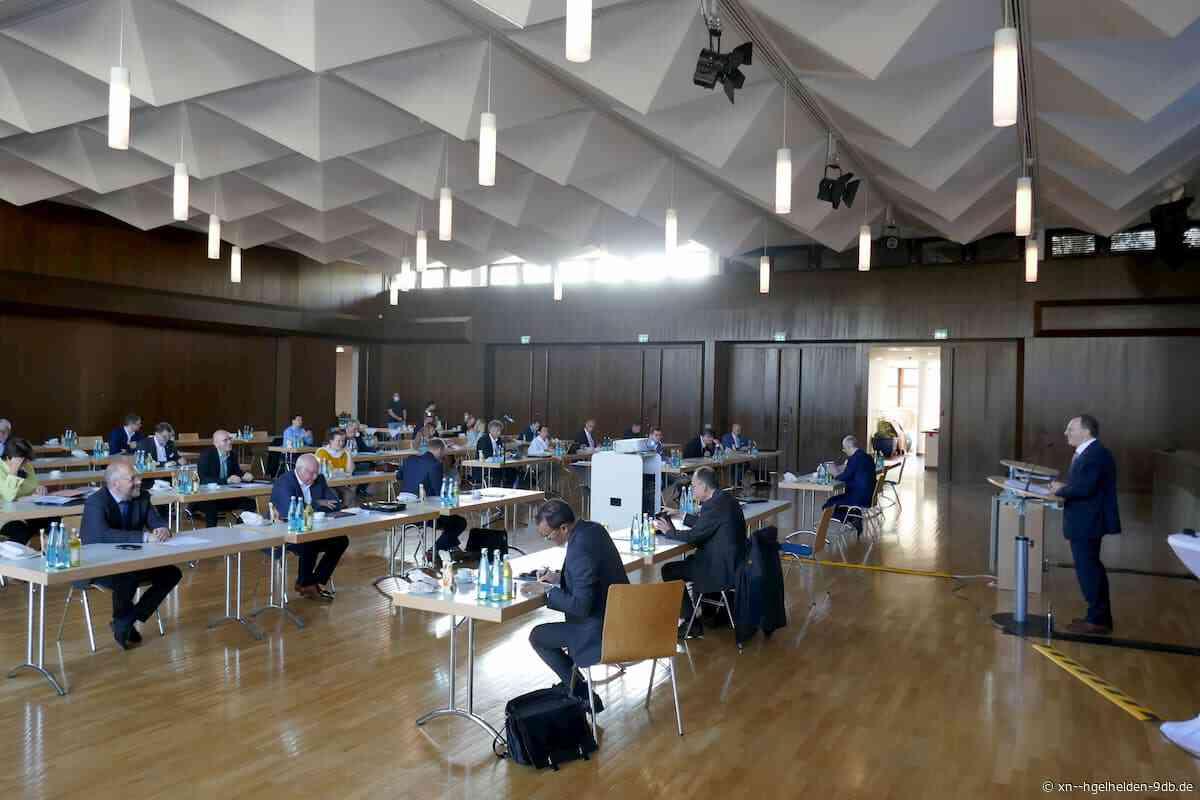 Kreisversammlung der Bürgermeister fand in Malsch statt - Hügelhelden.de