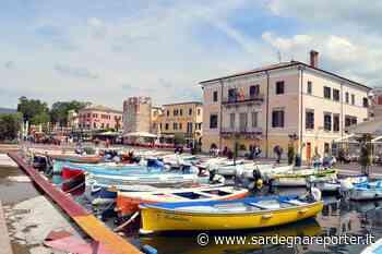 I sub ripuliscono i fondali di Bardolino - Sardegna Reporter - Sardegna Reporter