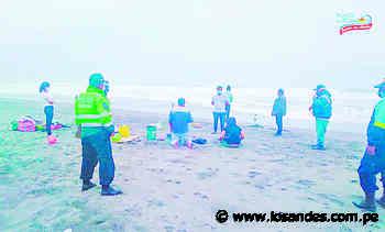 Operativos en playas de Punta de Bombón – Los Andes - Los Andes Perú