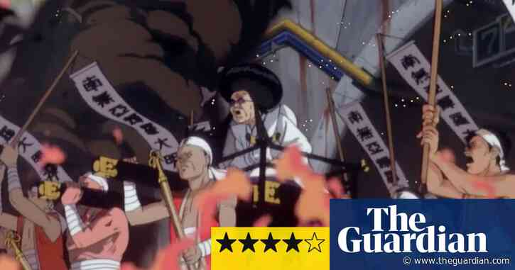Akira review – apocalyptic anime's startling message of global annihilation