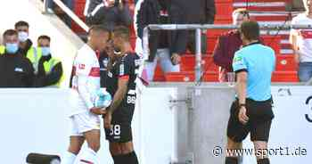 Karim Bellarabi von Bayer Leverkusen nach Tätlichkeit am Pranger - SPORT1