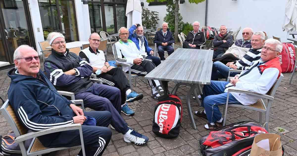 Sport in Meckenheim: Die Tennisherren 75+ spielen nächste Saison in der Regionalliga - General-Anzeiger Bonn