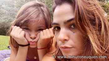 """""""La razón de mi felicidad"""": Muna Pauls, la hija de Agustina Cherri, hizo una declaración de amor - Minuto Neuquen"""