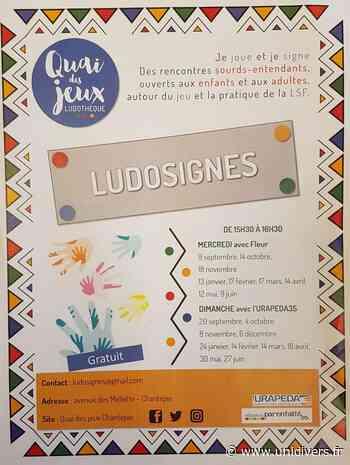 Ludosignes Avenue des Meliettes dimanche 4 octobre 2020 - Unidivers